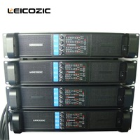 Leicozic 4 channel amplifier 2500w x4 L10000q line array amplifier audio professional power amplifier subwoofer power supply amp