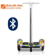 original IRALAN A8 smart self balancing scooter electric 2 two wheel hoverboard skateboard 10 inch UL2272 hoover board