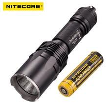 Nitecore小型モンスターTM03 fourcree XHP70 led戦術的な懐中電灯2800ルーメンTM03 18650狩猟用送料無料