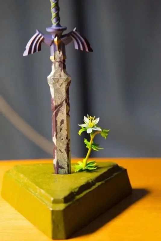 26CM japon animesi şekil link Master Kılıç action figure koleksiyon model oyuncaklar çocuklar için