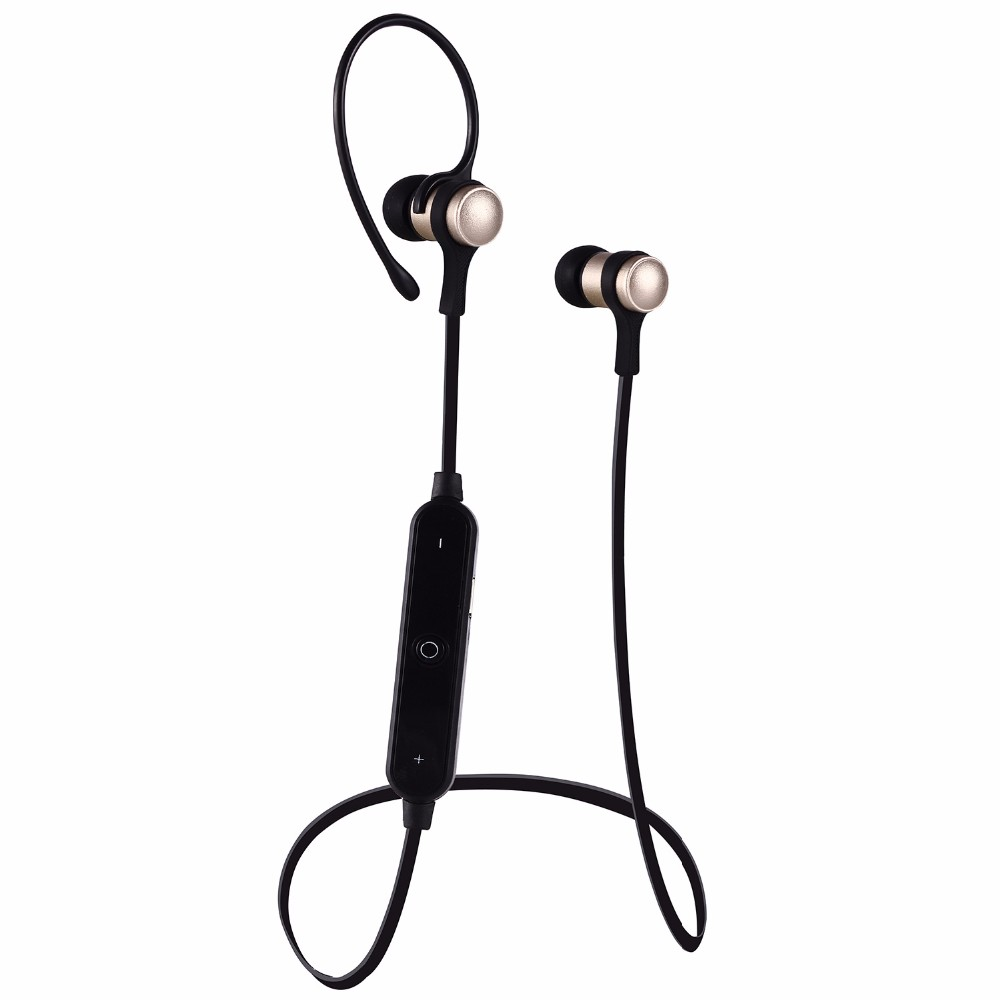 New Fashion Sport Bluetooth Earphone Wireless Hands Free Headset with Mic Hifi Stereo Headphone for Mobile Phone iPhone Xiaomi boas wireless bluetooth earphone hands free earbud earpiece car charger usb headsets with mic 2 in 1 headset for iphone xiaomi