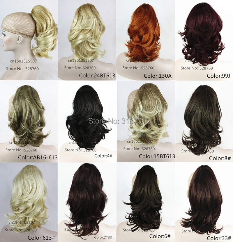 Hair Extensions & Wigs Synthetic Extensions Able Soowee Short Hair Claw Ponytail Headwear Accessories Synthetic Hair Little Pony Tail Black Clip In Hair Extension Hairpiece