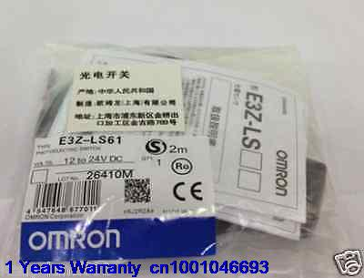 DHL/EUB 5pcs New Original for OMRON Photoelectric Switch E3Z-LS61 12-24VDC   15-18DHL/EUB 5pcs New Original for OMRON Photoelectric Switch E3Z-LS61 12-24VDC   15-18