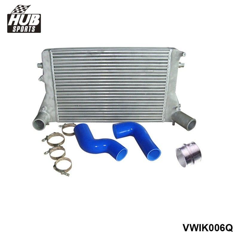 Intercooler KITS FOR VW GOLF GTI jetta mk5 mk6 Audi A3 FS1 2.0T Turbo Gen.2 06-10 RD HU-VWIK006Q silicone radiator coolant hose for vw golf mk6 gti 2 0 turbo tsi ccza 08 15