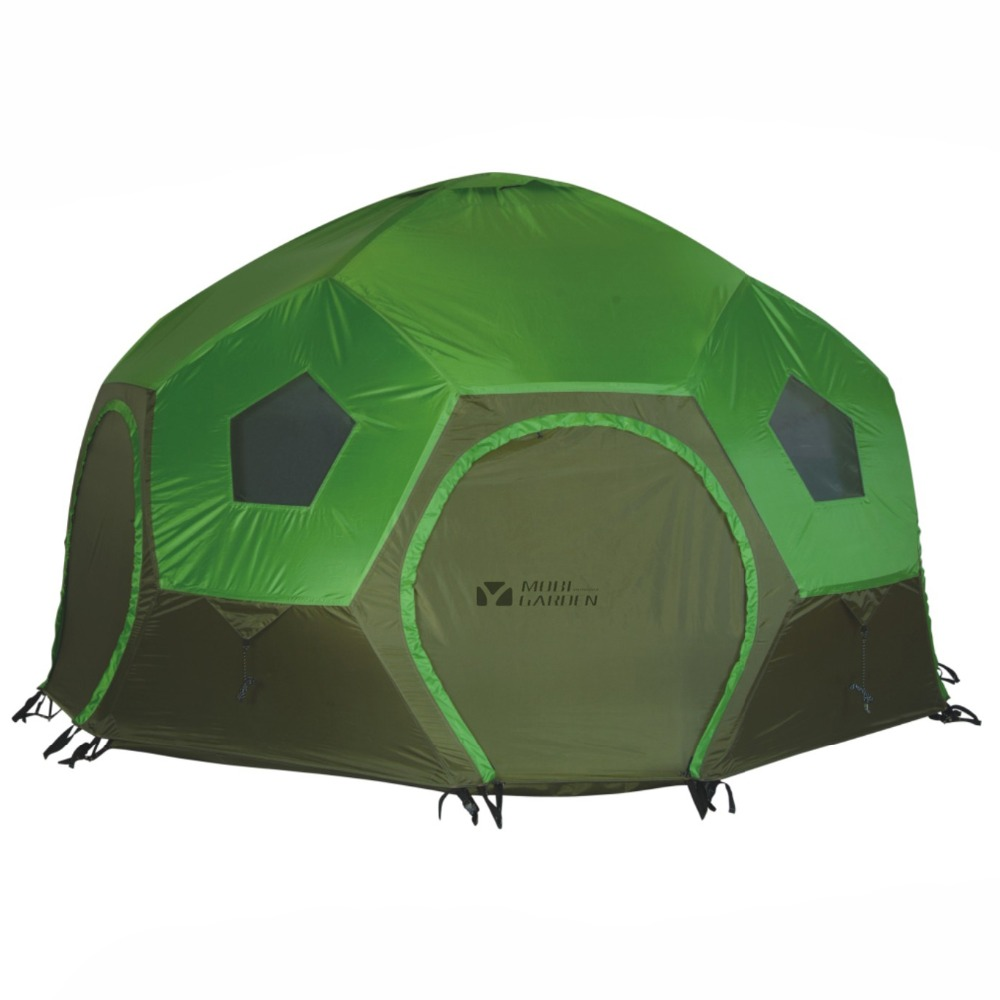 Garden tent - a comfortable and comfortable lounge 95