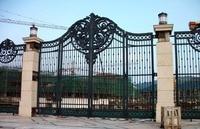 Aluminium Gates Driveway Gates Wrought Iron Gates Forged Iron Gates Hench 22