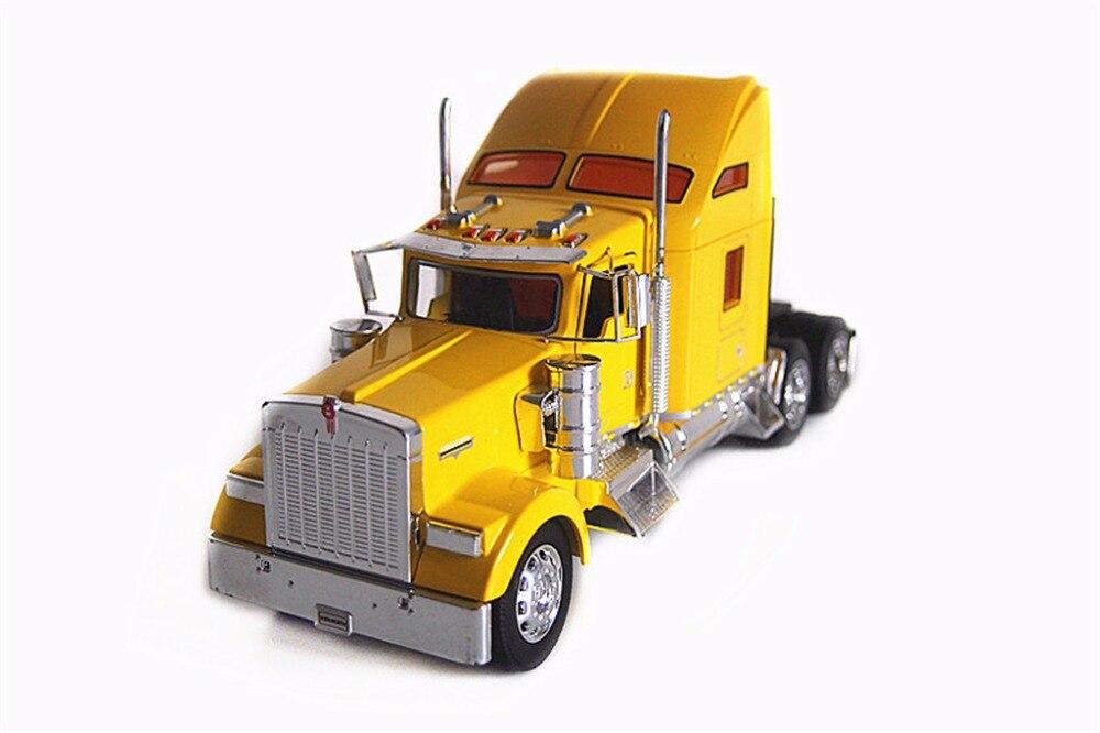popular yellow truck shipping