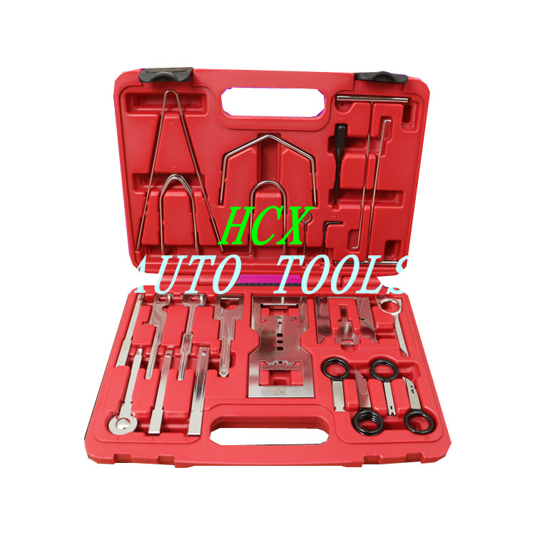 MADE IN TAIWAN  Car Stereos Lock Remover Tool Kit For Mercedes BMW Audi VW Instrument and acoustics Tools лупа bao workers in taiwan 10