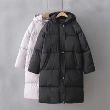 Осень/зима женский пуховик для беременных верхняя одежда женское пальто Одежда для беременных меховой воротник теплые парки 1054