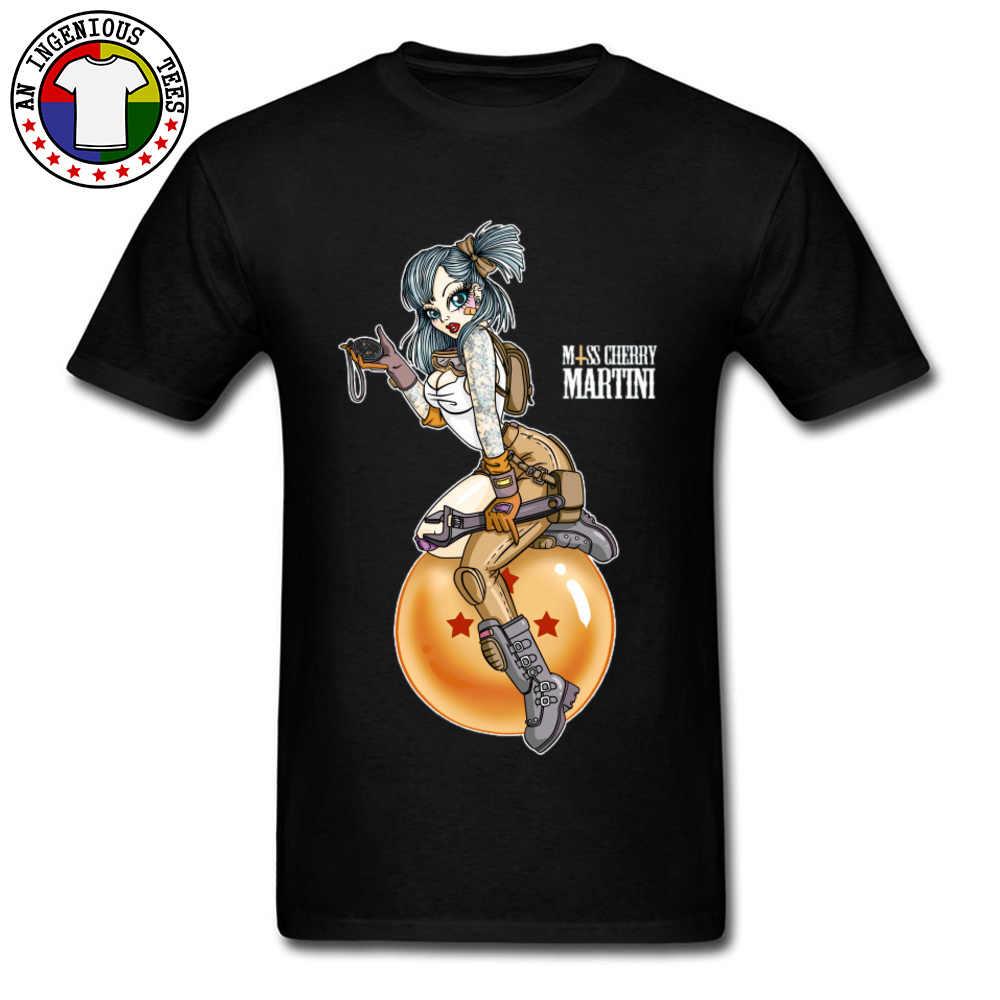 Pin Up Bir T Shirts Designer Lucu Kartun Tshirts Kebugaran Ketat Katun 100% Kaos Oblong Pria Atasan Kemeja Pakaian Musim Panas