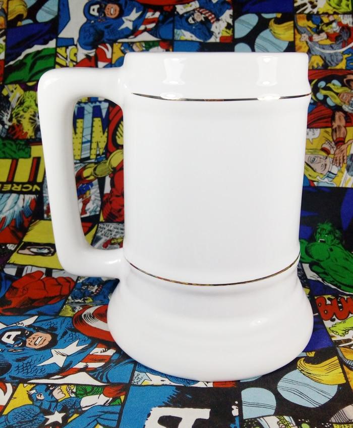 Mug Majorque Peint La Cup De En Céramique À Main Stéréo zMSUVp