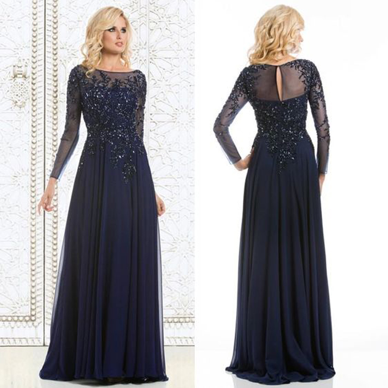 2017 Designer Mother Of The Bride Dresses Chiffon See