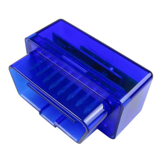 Hot Sale Mini Elm327 Wifi OBD2 OBDII Adapter ELM 327 Obd 2 Auto Code Scanner For IOS Iphone ELM327 V1.5 Car Diagnostic Tool