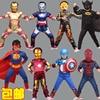 New Iron Man Spider Man Children Clothing Sets Boys Spiderman Cosplay Sport Suit Kids Sets Jacket
