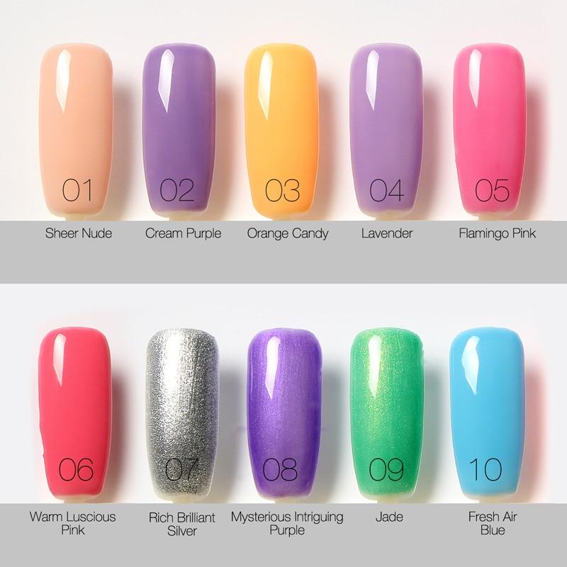 Genailish 36w Uv L Nail Dryer Led For Nails Gel Diamond Shape Curing Polish Art Tools
