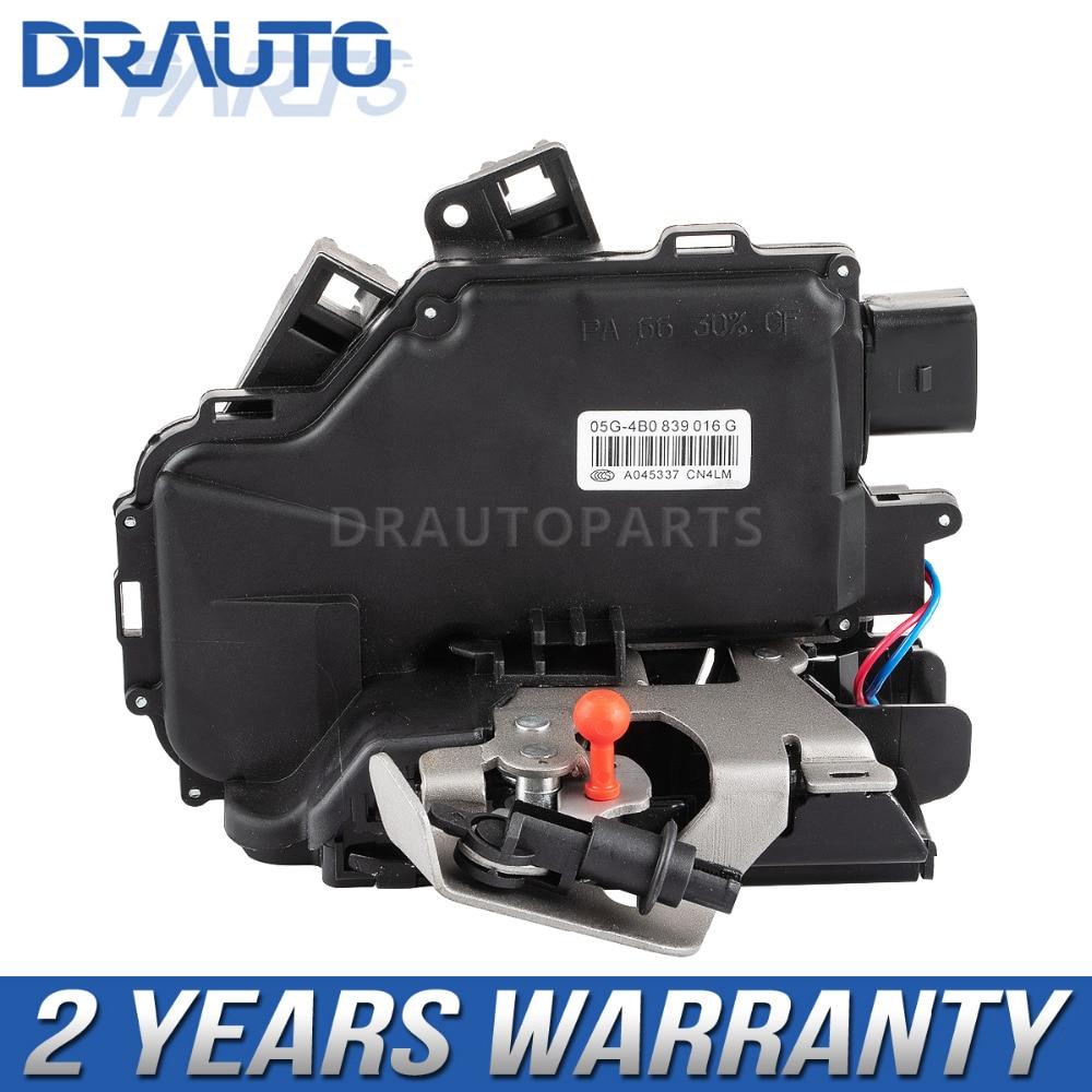 Rear Right Door Lock Latch Actuator For AUDI A6 S6 C5 4B 4B0839016G 4B0 839 016G