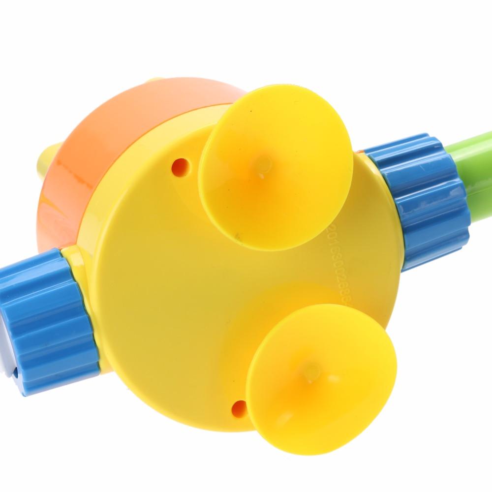 دش ماء لاستحمام الاطفال بشكل دوار الشمس 8