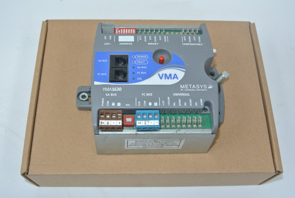 Used in Good Condition 37-582-44 MS-VMA1630-0 With Free DHL / EMS