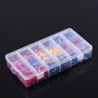 520Pcs Gauge Wire Terminal Blocks Cold Compression Kit Package Connector