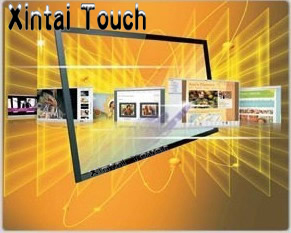Image 4 - 75 inch 10 points ir multi touch screen overlay for monitor, touch kiosk, touch table with fast free shipping
