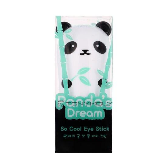 ZANABILI Corée Cosmétiques Rêve Tellement Cool de Panda Oeil Bâton 9g Crème Contour Des Yeux Hydratant Instantané De Refroidissement Pour Les Yeux Soins Supprimer Les Rides des yeux