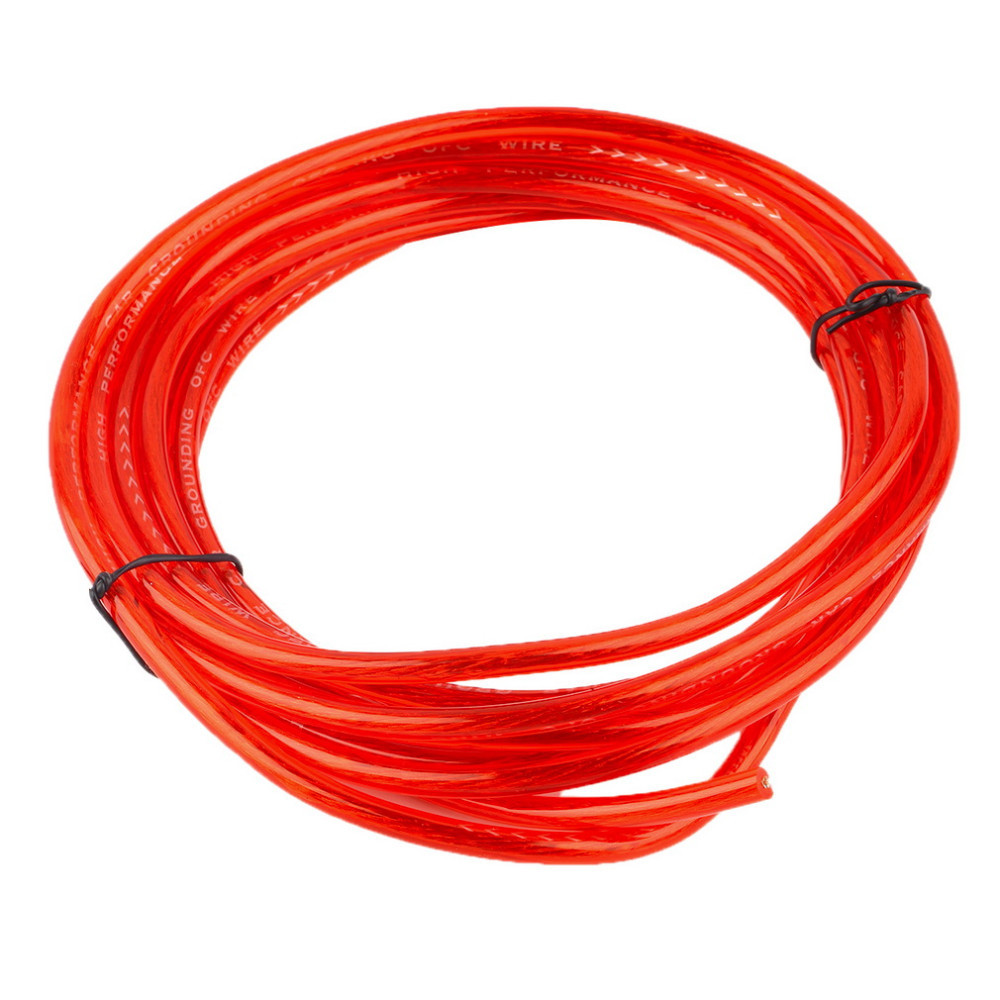 New 1500w 8ga Power Cable 60 Amp Fuse Holder Car Audio Subwoofer Wiring Getsubject Aeproduct
