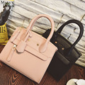 Mara's Dream 2017 NEW PU Leather Bags For Women Famous Brand Women Messenger bags Retro Women Leather Bags Women's Shoulder Bags