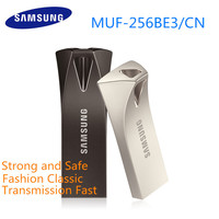 Samsung Usb Flash Drive Disk Usb3.0 Usb3.1 256g Metal Mini Pen Drive Pendrive Memory Stick Storage Device U Disk