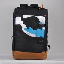College Wind shoulder bag schoolbag bag