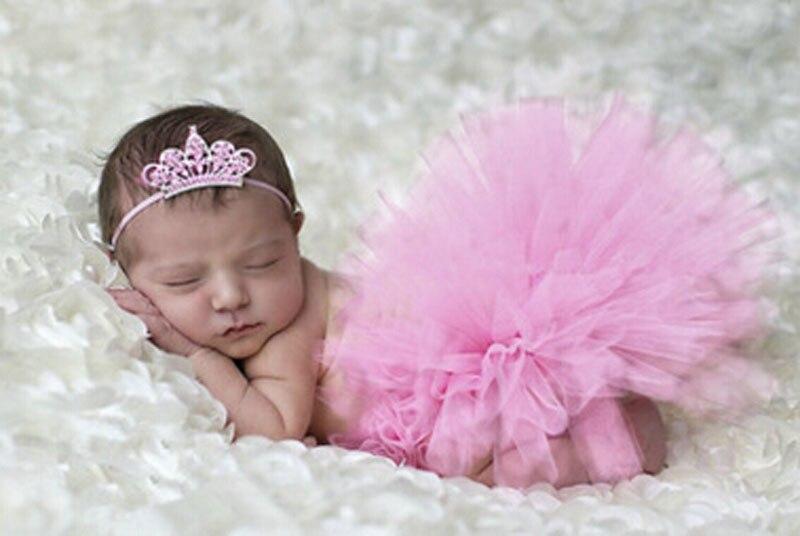Neugeborenes Baby Mädchen Tutu Rock /& Stirnband Boutique Fotoshooting Gut ape