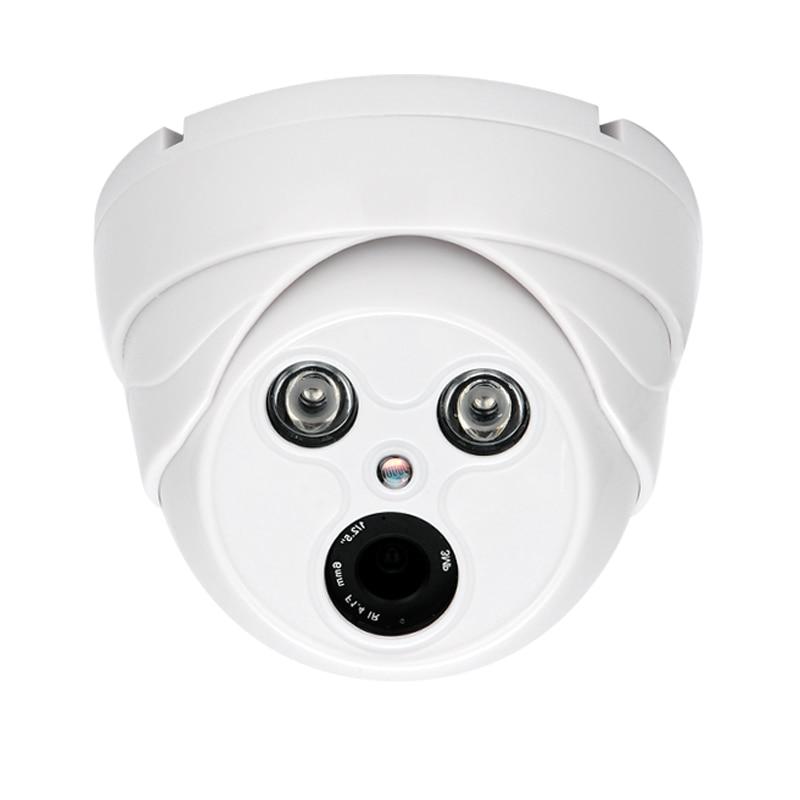 New AHDM Camera 720P CCTV Security 2000TVL Dome AHD-M Camera HD 1MP IR-Cut Nightvision Indoor Camera IR Cut Filter 1080P Lens new 4 in 1 cvi tvi ahd camera 1080p security surveillance indoor dome camera with ir cut filter night vision 1080p lens