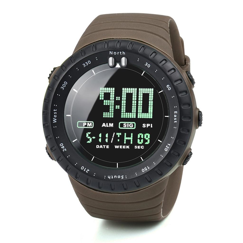 LED Watches Clock Men Sport Hodinky Masculino Men's Relogio Digital Hombre