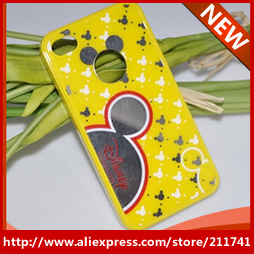 FREE SHIPPING 1 PCS Retail wholesale  2013 3D for viva mickey mouse design for cute iphone 4s case