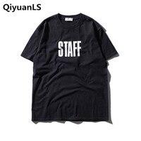 QiyuanLS heren t-shirts korte mouw top kwaliteit mode 2018 personeel mannen tshirt tops O-hals Fitness Casual Streetwear t-shirt mannen