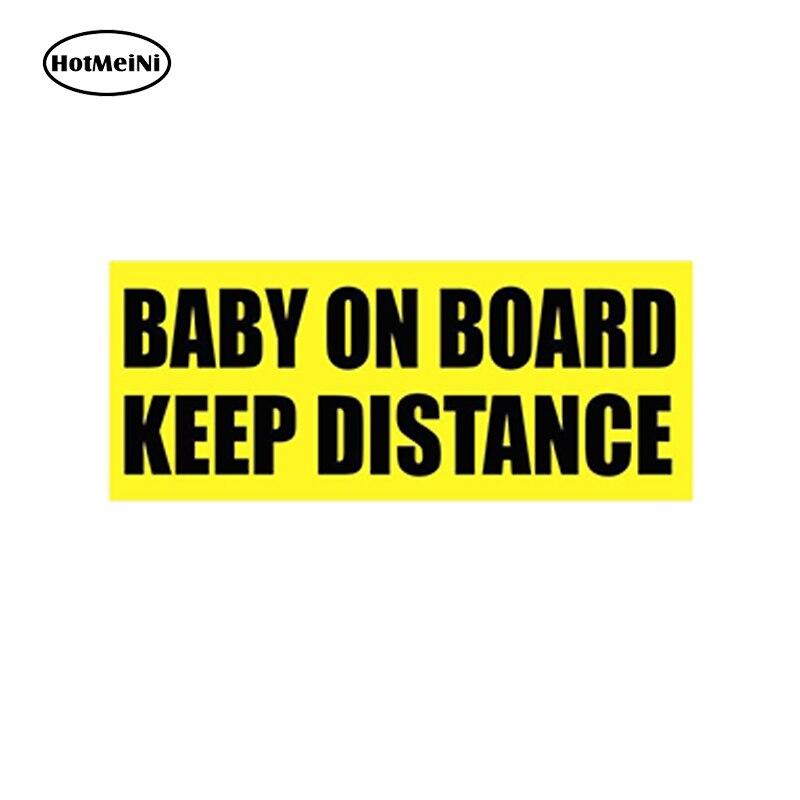Baby On Board Keep D