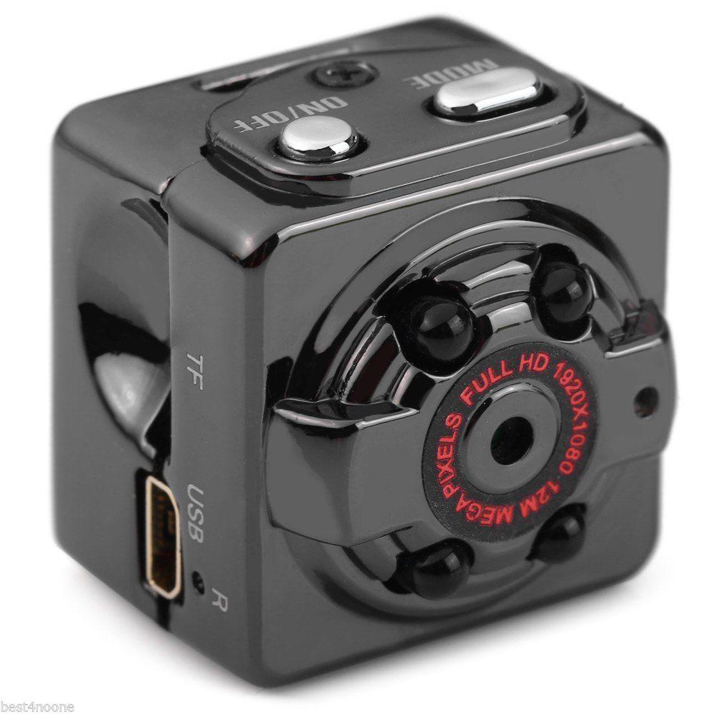 SQ8 Full HD 1080P Mini Avtomobil DV DVR Kamera Kamera IR Night Vision - Kamera və foto - Fotoqrafiya 6