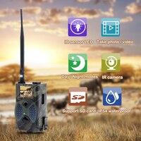 Outlife HC300M דיגיטלי מלכודות תמונה ראיית לילה המצלמה ציד מצלמה שביל ציד 12MP MMS/GPRS/SMTP 1080 P חיות בר מצלמה