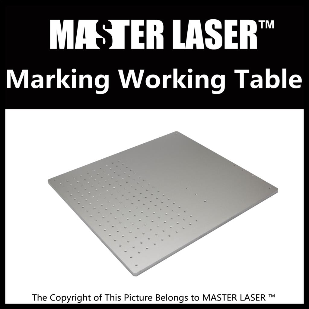 CO2 1064nm Fiber Laser Marking Engraving Machine 500*560 Portable Cabinet  Working Table high quality southern laser cast line instrument marking device 4lines ml313 the laser level