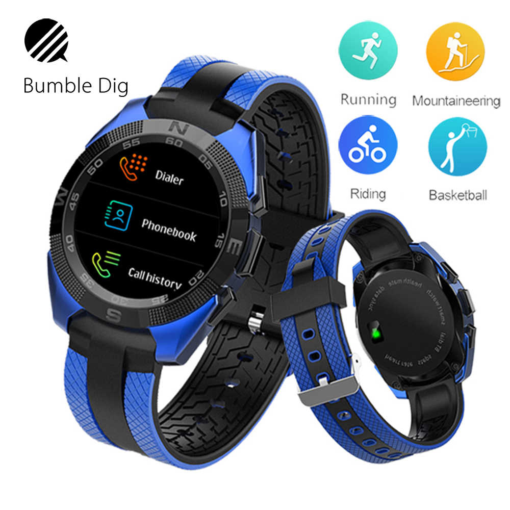 Sport Smart Watch Men For Samsung Xiaomi Smartwach Bluetooth Support Heart Rate Monitor for Android IOS Phone Mens Women