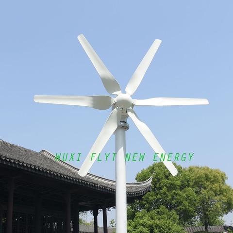 2019 venda quente 800w turbina eolica com