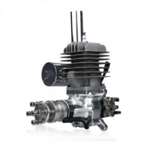 DLA56 CNC Processed Gasoline Engine/Petrol Engine 56CC for Gas Airplanes with Walbro Carburetor and NSK Bearing dla58 cnc processed gasoline engine petrol engine 58cc for gasoline airplanes with walbro carburetor and nsk bearing