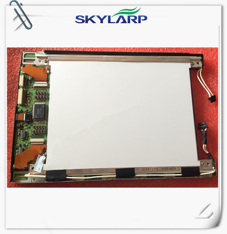 Skylarpu 10.4 inch for Toshiba LTM09C016K for Industrial application control equipment LCD screen display panel free shipping