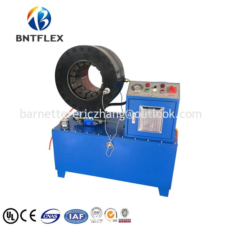 Máquina prensada de manguera de alta presión BNT de 6 pulgadas con - Herramientas eléctricas - foto 4