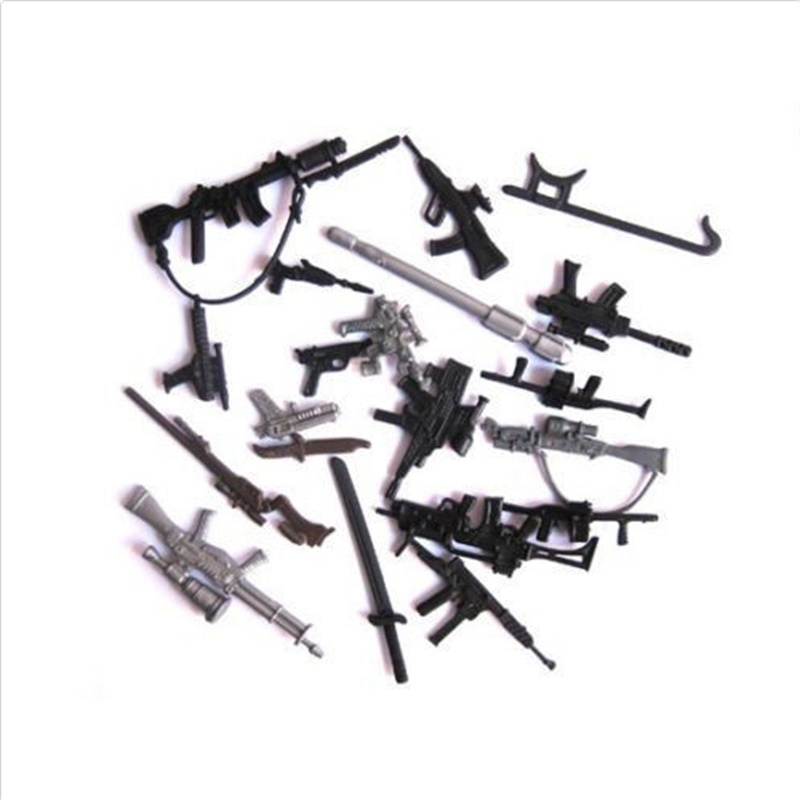 "Lot 5pcs Weapons Gun Sword Accessories For 3.75/"" GI JOE Action FigureToy"