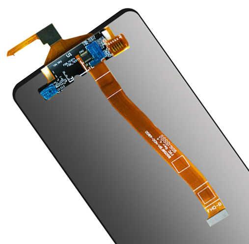 لهواوي P20 لايت LCD نوفا 3e ANE-LX1 ANE-LX3 شاشة الكريستال السائل محول الأرقام بشاشة تعمل بلمس الاستشعار الجمعية الإطار شاشة استبدال