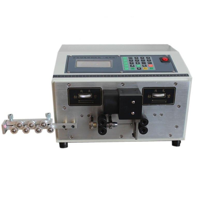 Entièrement automatique bande Automatique de l'ordinateur machine De Coupe à dénuder machine machine de Torsion Fil décapage gamme 0.1mm/6mm