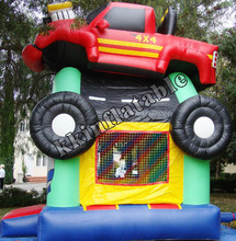 2016 hot sale inflatable car model font b bouncer b font