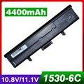 4400 мАч аккумулятор для ноутбука DELL XPS M1530 M1500 312-0660 312-0662 312-0663 451-10528 RU030 TK330 XT828 XT832