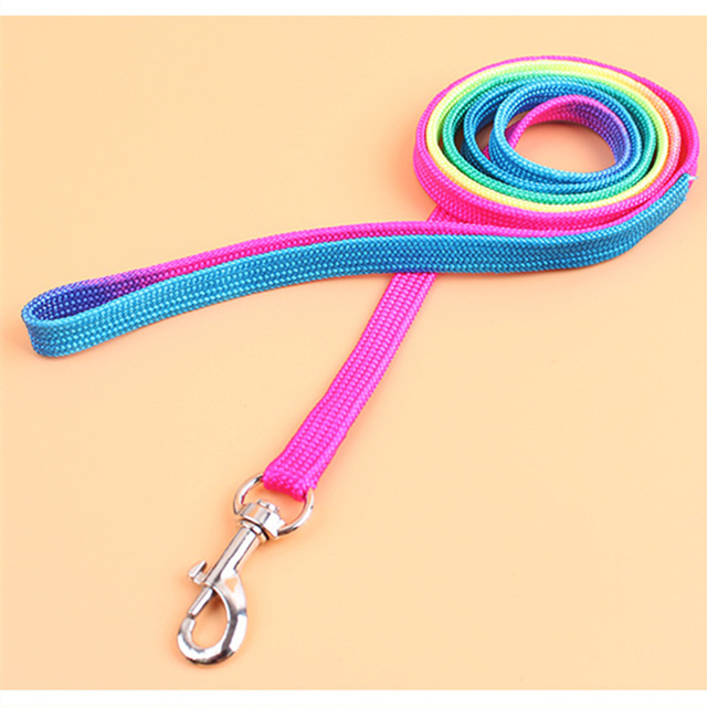 Small Pet Dog Leash Adjustable Dogs Harness Lead Leash Nylon Puppy Walk Out Pet Chest Harness Leash Lead For Dog Cat Rabbit 05S1