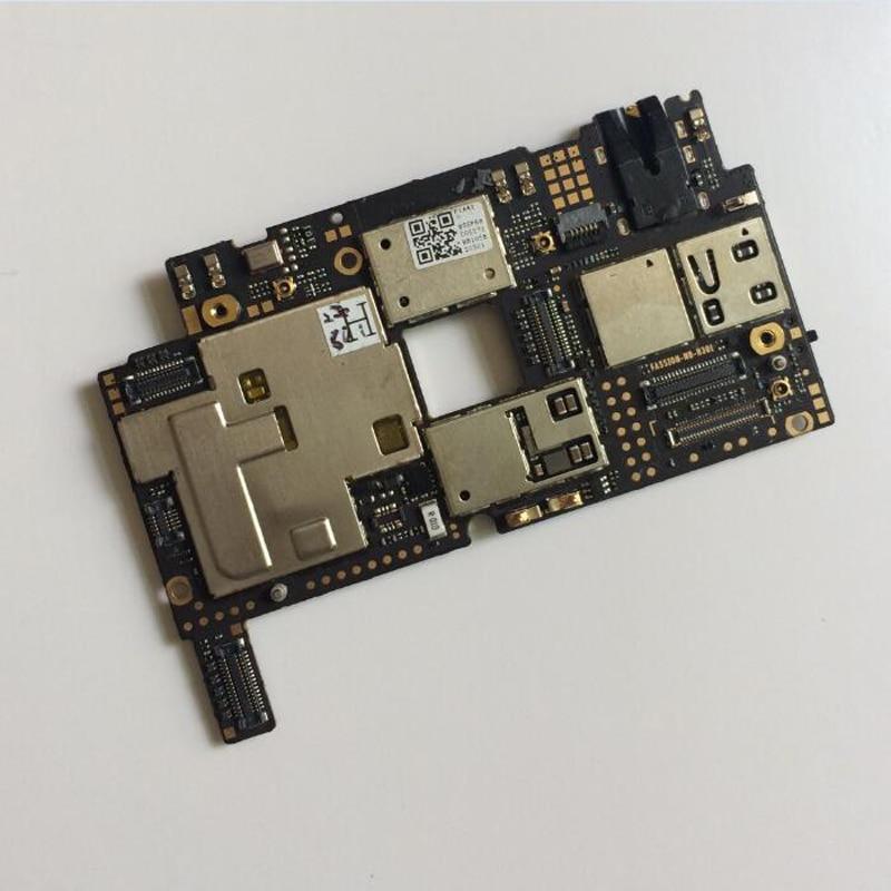 Haute Qualité carte mère Utilisé Test Pour Lenovo VIBE P1 P1c72 P1a42 carte mère carte principale carte frais Circuits Flex Câble
